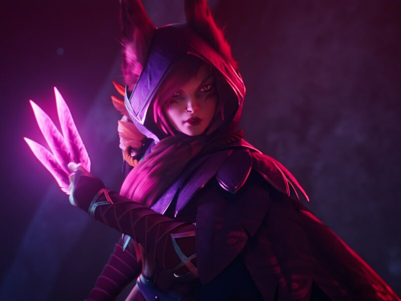 League Of Legends: Xayah